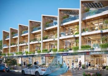 Shophouse the Oriana – Dự án Marina Complex tỏa sáng trong lòng sông Hàn