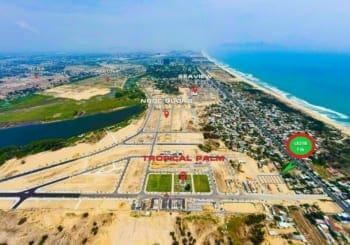 Dự án Tropical Palm luồng gió mới cho các nhà đầu tư Đà Nẵng
