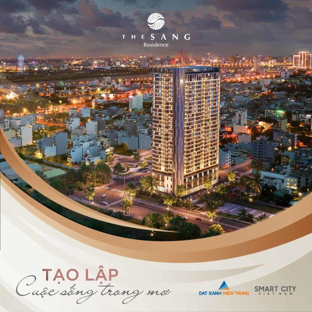 Mua bán căn hộ chung cư The SANG Residence Đà Nẵng