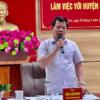 Chủ tịch tỉnh quảng ngãi hé lộ mời sếu đầu đàn đầu tư vào lý sơn