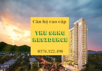 Nhận đặt chỗ căn hộ The Sang Residence giá siêu đầu tư
