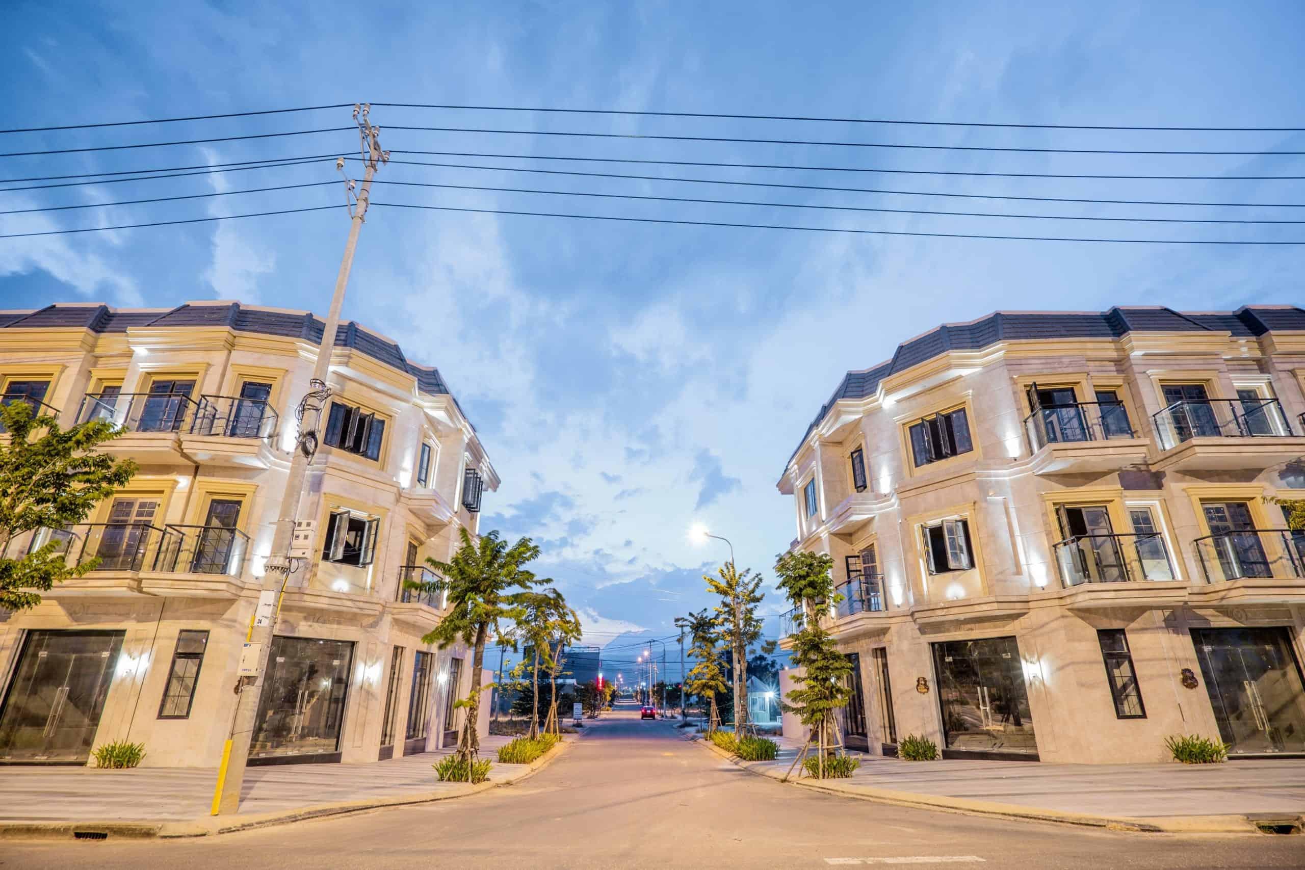 BÁN shophouse LAKESIDE INFINITY Đà Nẵng giá ƯU ĐÃI
