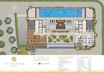 Bán căn hộ The Sang Residence Ngũ Hành Sơn