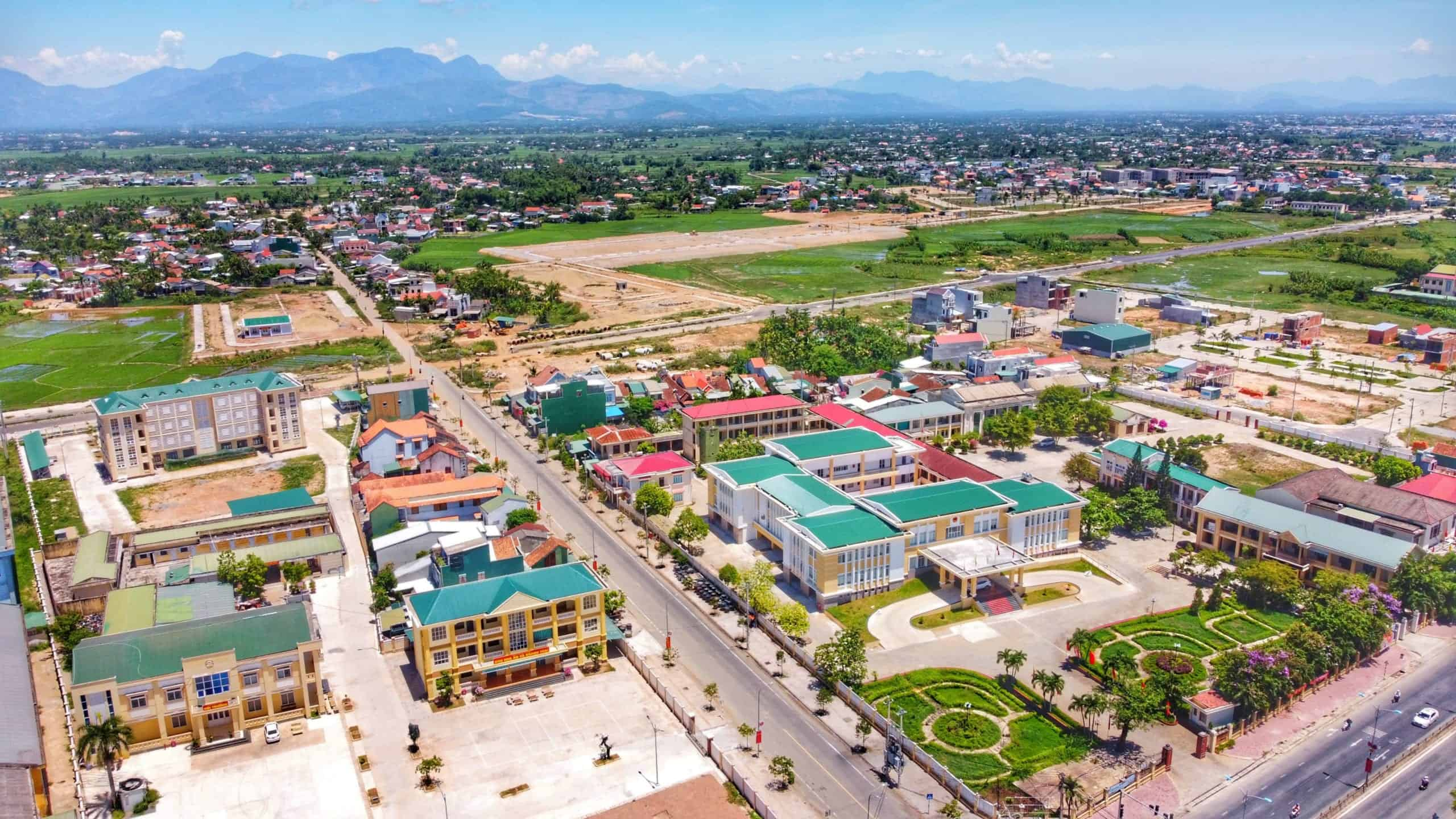 Đất nền thị trấn La Hà – Quảng Ngãi từ 1x triệu/m2