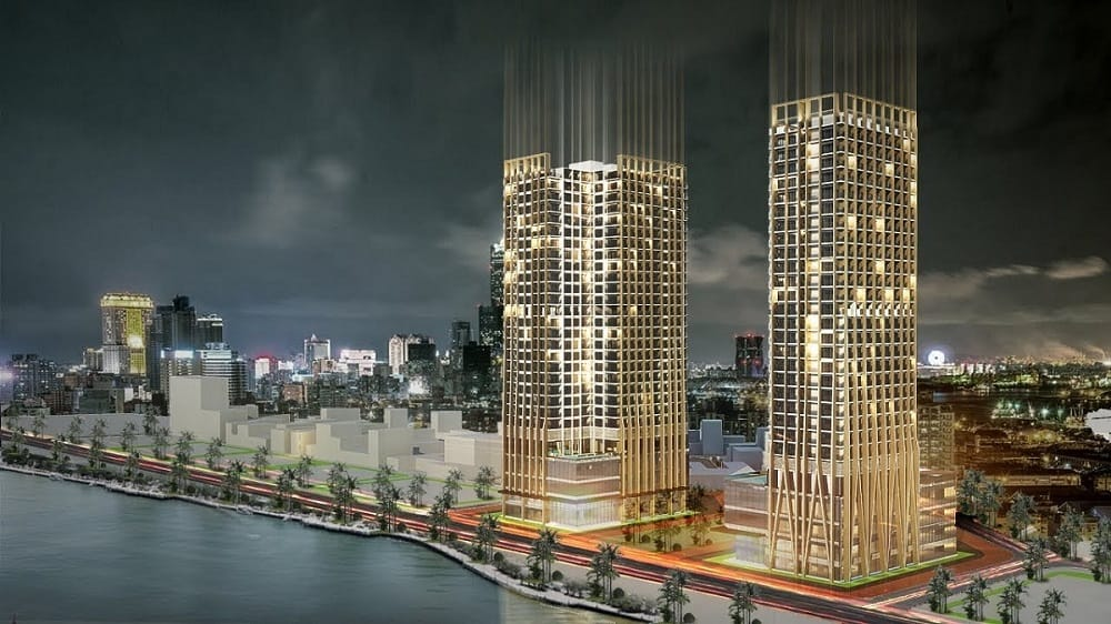 Bán căn hộ chung cư Risemount Apartment 2 PN, giá rẻ hơn thị trường 1 tỷ