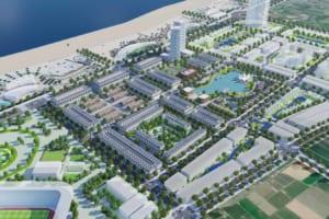 Tỉnh Quảng Bình bàn giao đất cho Đất Xanh xây dựng khu đô thị nghìn tỷ
