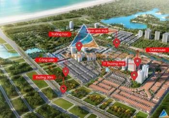 Bán lô đất KĐT Dragon Smart City, vệ tinh mới khu Tây Bắc, Liên Chiểu