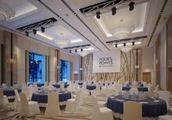 Chung cư alphanam apartment 2 PN giá 4,3 tỷ