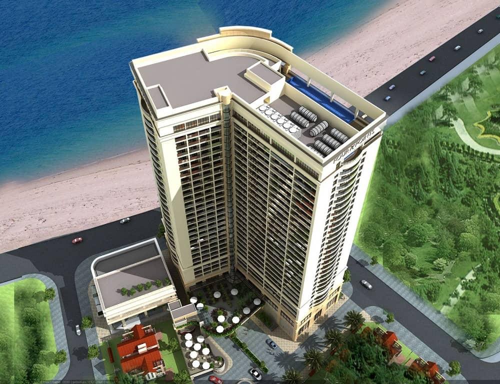 Căn hộ For Point Sheraton – Dự án Alphanam Luxury Đà Nẵng