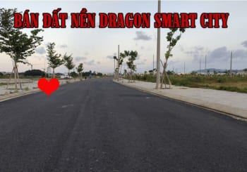 Bán lô đất nền dự án Dragon Smart City Liên Chiểu Đà Nẵng 150m2