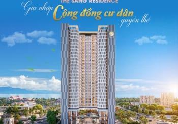 Bán căn hộ biển cao cấp The Sang Residence Đà Nẵng 1 phòng ngủ 62 m2