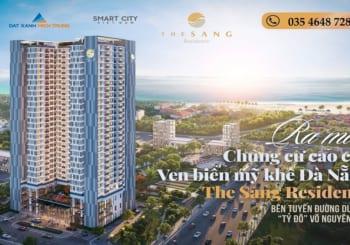 Chỉ duy nhất 1 căn hộ biển cao cấp 2 PN The Sang Residence Ngân hàng phát mãi