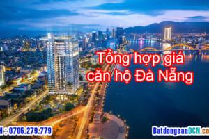 Tổng hợp giá căn hộ tại Đà Nẵng 2021