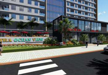 Bán căn hộ Ocean View 2PN 82m2 quận Sơn Trà Đà Nẵng