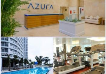 Bán căn hộ Azura 2 phòng ngủ tầng cao, giá 5.2 tỷ