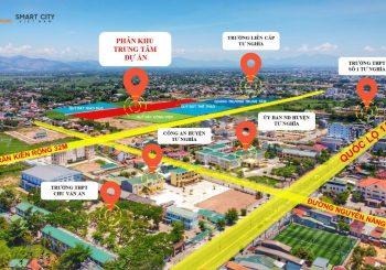 Đất nền dự án An Điền Phát thị trấn La Hà chỉ từ 10 triệu/m2