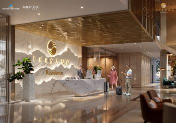 Chỉ 900 triệu sở hữu căn hộ cao cấp tại Đà Nẵng 77,4 m2 view biển