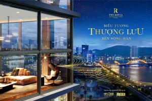 Dự án căn hộ The Royal Đà Nẵng – Biểu tượng thượng lưu bên sông Hàn