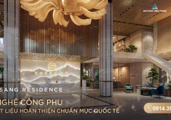Ra Mắt Chung cư cao cấp Đà Nẵng view biển dự án The Sang Residence – Sở hữu lâu dài