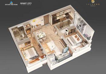 Sở hữu ngay căn hộ biển cao cấp nhất Đà Nẵng The Sang Residence chỉ với 700 triệu