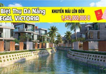 Bán biệt thự regal victoria đà nẵng chiết khấu lên đến 1,3 tỷ