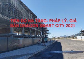 Cập nhật tiến độ dự án dragon smart city và giá bán mới nhất