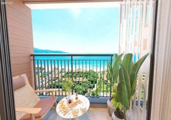 Bán căn hộ đà nẵng 02 phòng ngủ view biển